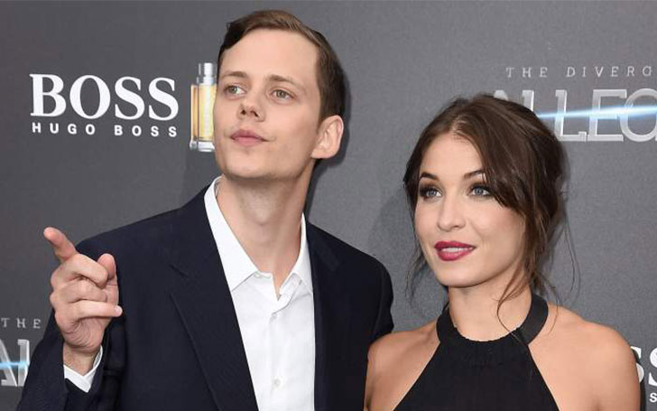 "Who Is ""IT"" Actor Bill Skarsgård Dating in 2018? Is Alida Morberg His Girlfriend ? Affairs"