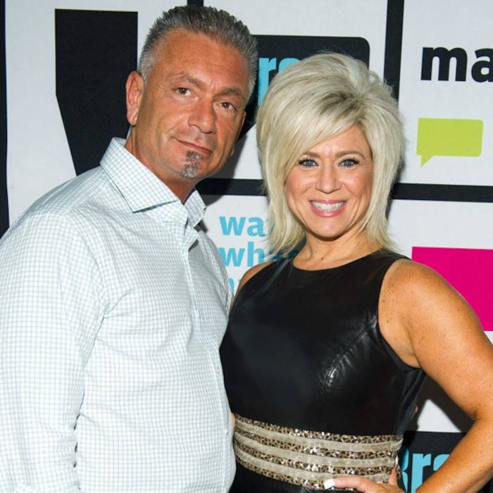 Long Island Medium Actress Theresa Caputo Married to Husband Larry & Divorce Rumor: Parents of Two Children – Affair and Relationship