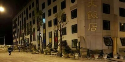 6.4 Magnitude Earthquake Hits Taiwan, Rescue In Process: Footage/Pictures
